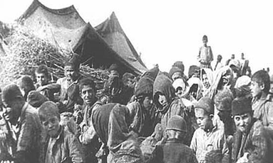 armenian genocide argumentative essay