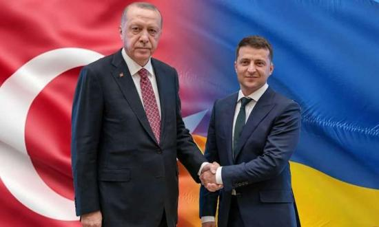 Турция – Украина – Россия: дипломатия и реальность